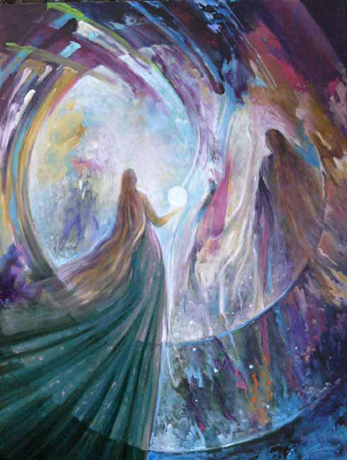 мой таинственный мир [ Наталья Глазунова-Моисеева ] Стихи 12