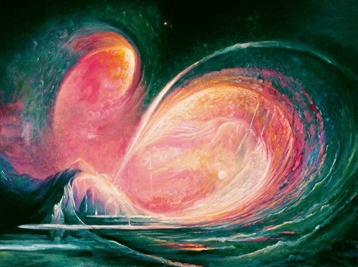 мой таинственный мир [ Наталья Глазунова-Моисеева ] Стихи 9