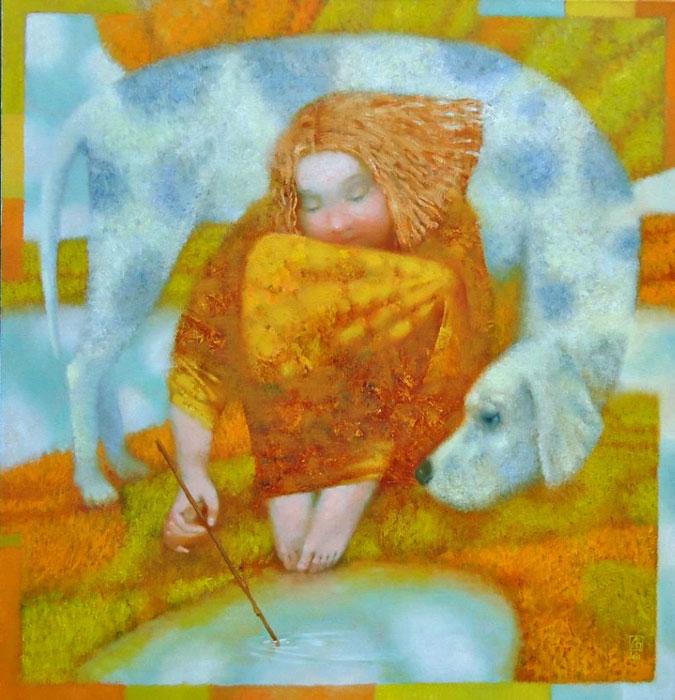 мой таинственный мир [ Наталья Глазунова-Моисеева ] Стихи - Страница 2 25