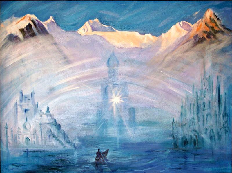 Свет Белой горы