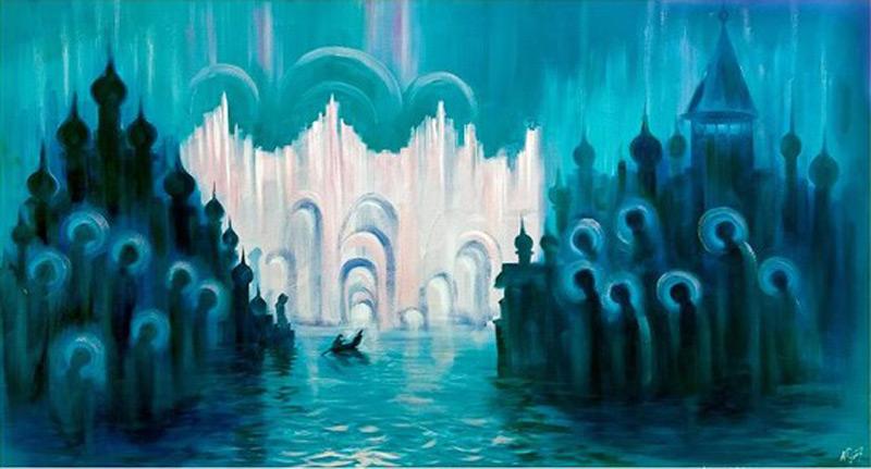 Афанасий Гелич. Храм духа