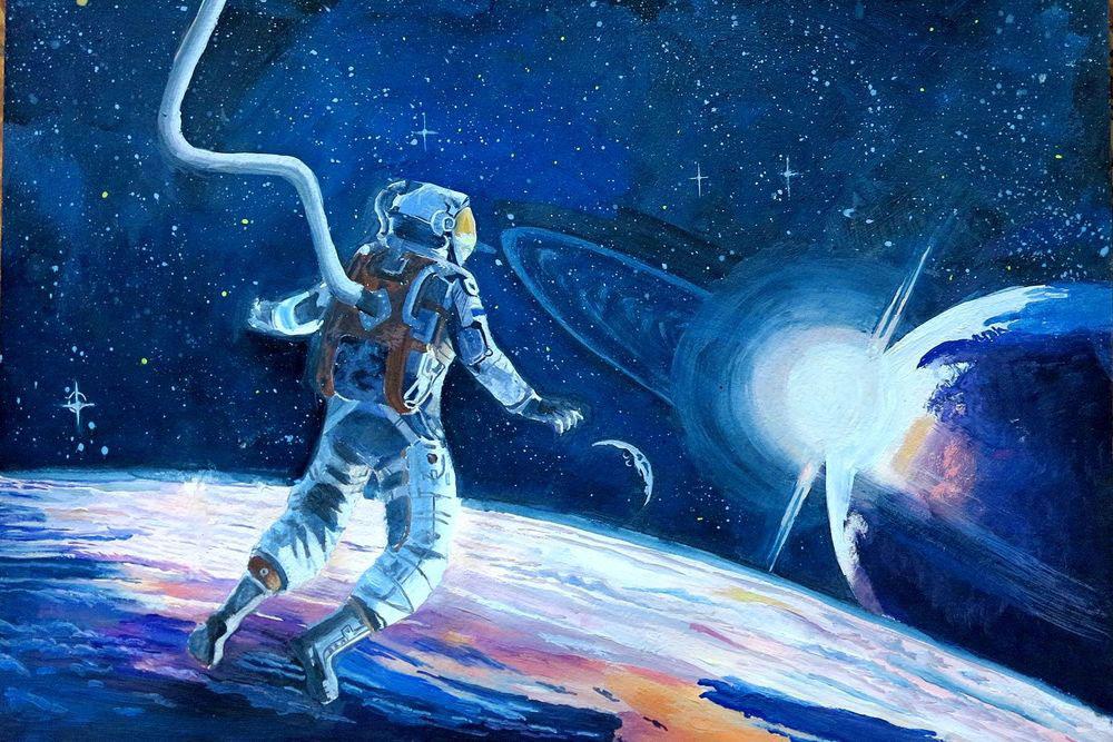 архив картинок про космос всегда стоит